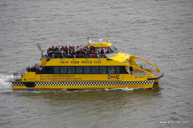 Taxi gratuit pour IKEA NY2008